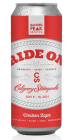 Ride On Western Lager